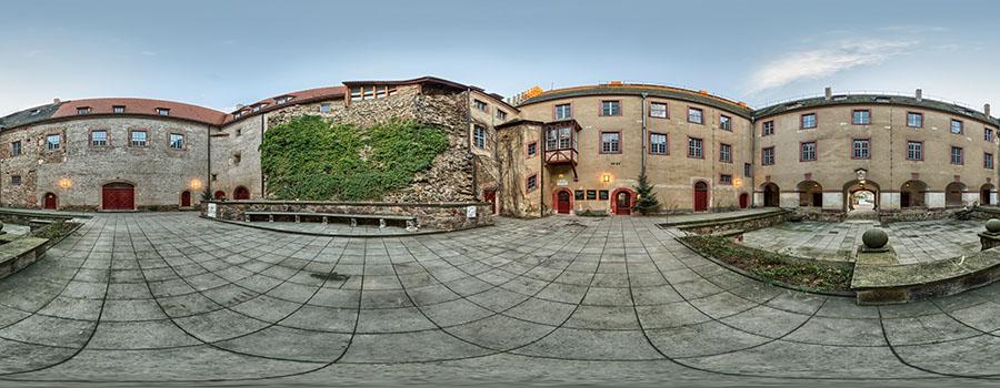 Trebsen Schlosshof