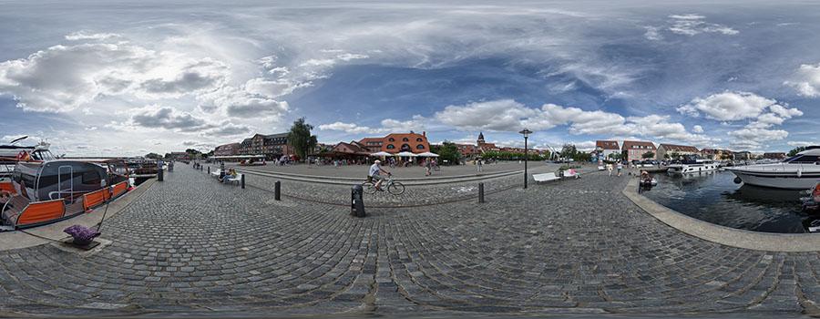 Roebel Hafen