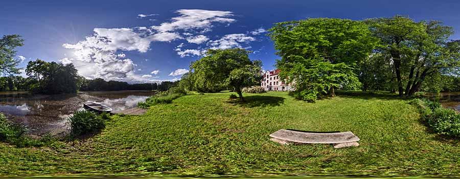 Schlosspark Tammenhain