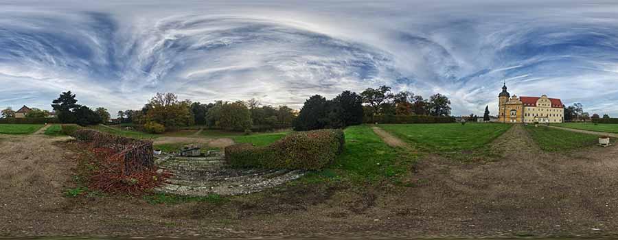 Schlosspark Thallwitz
